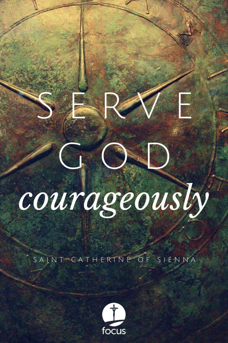 How do you uniquely serve God?