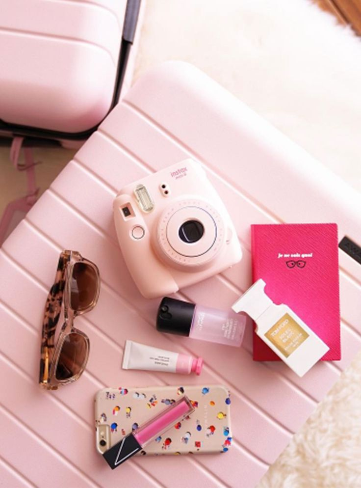 How To Get The Tumblr Pink Suitcase That's All Over Instagram+#refinery29