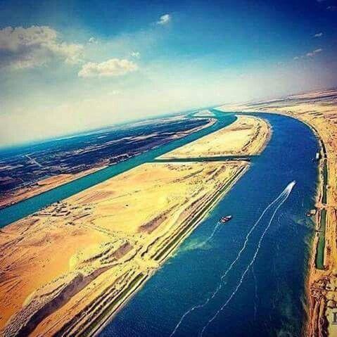 Suez canal  #egypt