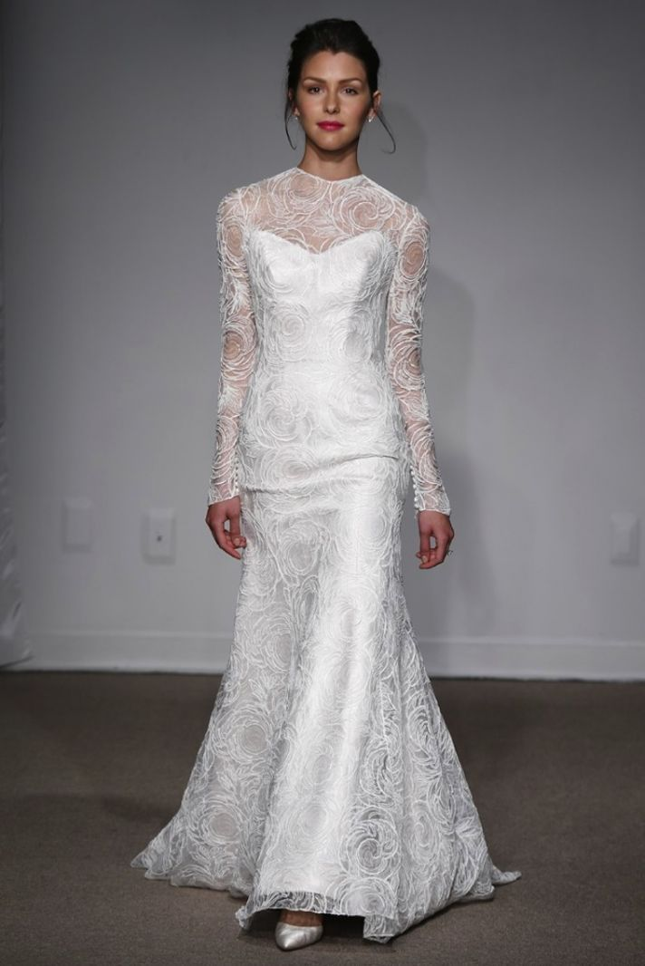 Traditional with a Twist: Spring 2014 Anna Maier Wedding Gowns | OneWed