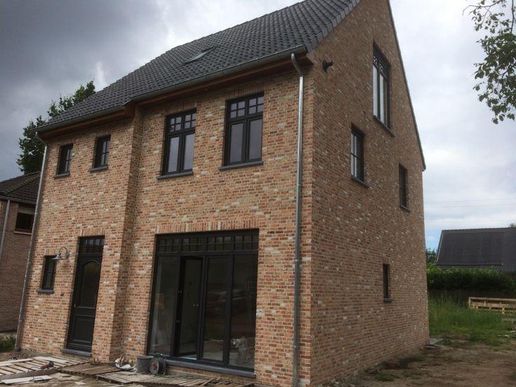 Bols - Van den Hout, Schoten › Pastorie en landelijk › Open bebouwing › Realisaties › 3bouw houtskeletbouw & energiezuinige woningen