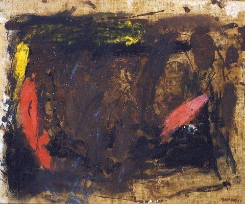 Marcello Mariani Paesaggio / Paesaggio.  1959