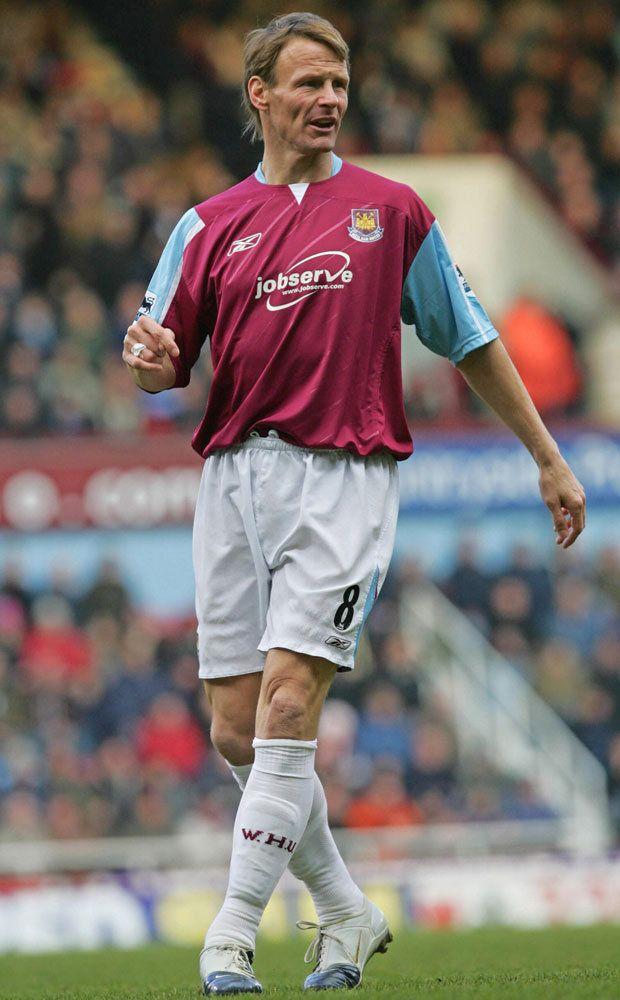 Teddy Sheringham - West Ham United