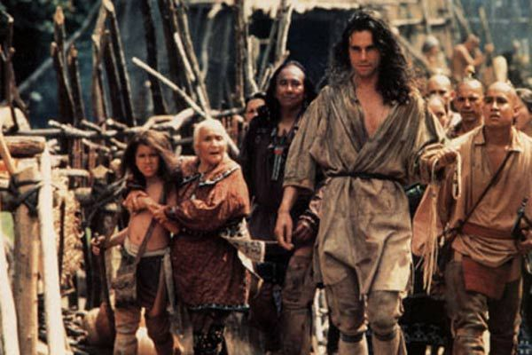 The Last of the Mohicans - 1992 Daniel Day-Lewis