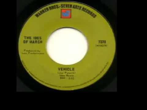 The Ides Of March  (Jim Peterik) - Vehicle - Quite possibly my favorite song of all time!  :)