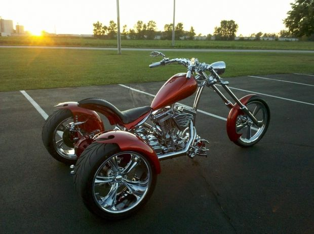 117 Best Tricked Out Trikes Images On Pinterest
