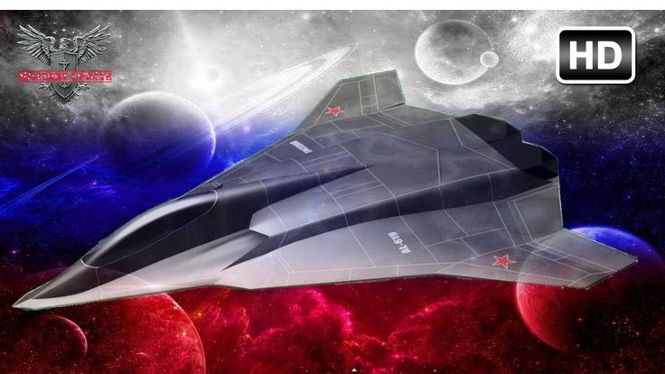 Russia's 6th Generation Stealth Fighter Will Be a Hypersonic Beast