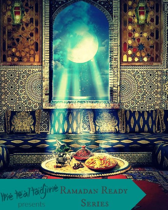 Celebrating the awesomeness of sharing faith, family and food around our Algerian table ...