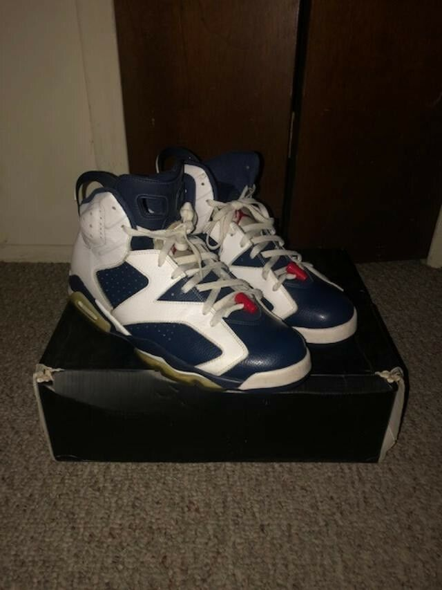 purchase cheap 3224a 7da6b Air Jordan Retro 6