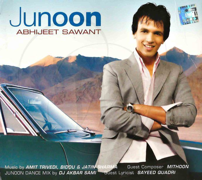 Abhijeet Sawant – Junoon [2007-MP3-VBR-320Kbps] – WeTv