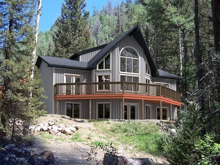 Taylor creek ii model by beaver homes and cottages for House plans virtual tours