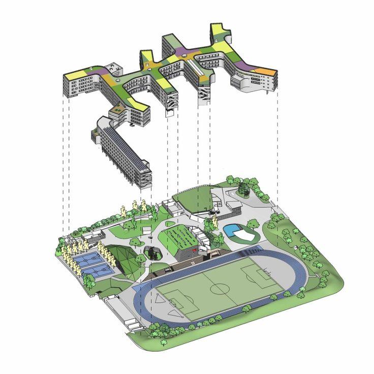 Garden School / OPEN Architecture Garden School (18) – ArchDaily