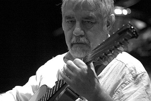 Jorge Coulon, musician