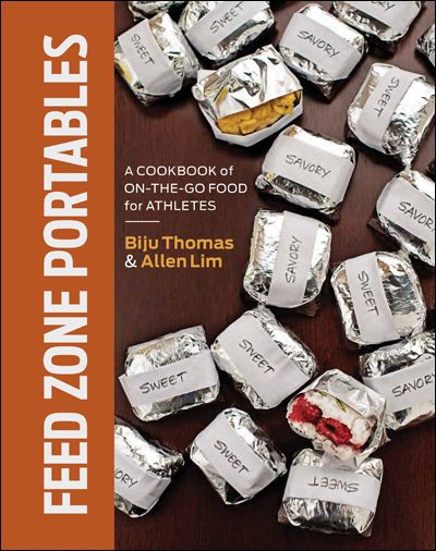 Feed Zone Portables - cookbook