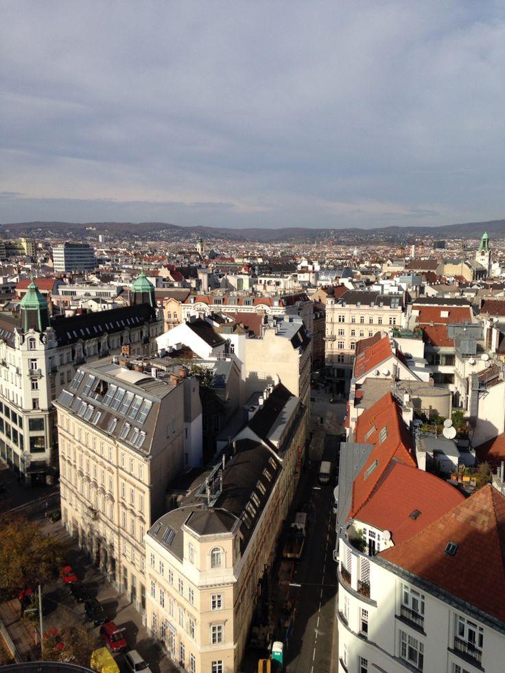 Венские крыши...