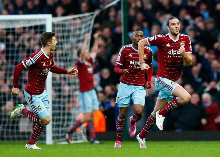 @WestHam the hammers celebrations #9ine