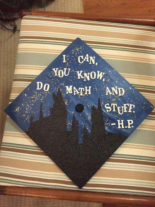 meine Abschlusskappe !!