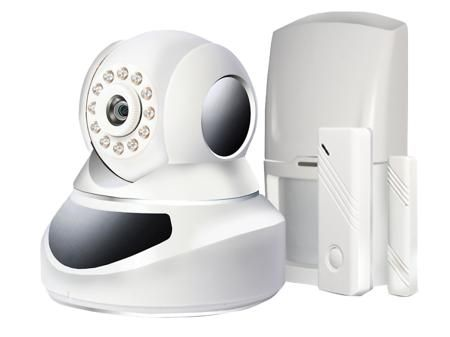 Ginzzu Система видеонаблюдения Ginzzu HS-K07W  — 5490 руб. —  Охранная система для дома, квартиры, офиса.  Функции:  Самостоятельная установка и настройка; Подключение через LAN или WiFi; Оповещение о тревоге на мобильное устройство; Поддержка до 64 беспроводных датчиков; Индивидуальная настройка каждой зоны; Управление через интернет и мобильные приложения для Android и iOS.    Характеристики:   Кол-во подключаемых ПДУ- 8; Индикаторы- 4; Беспроводное подключение ...