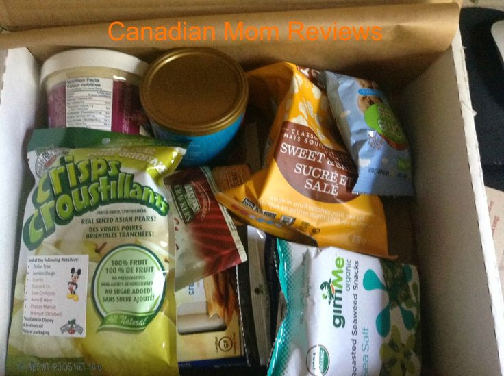 September Snackbox Review