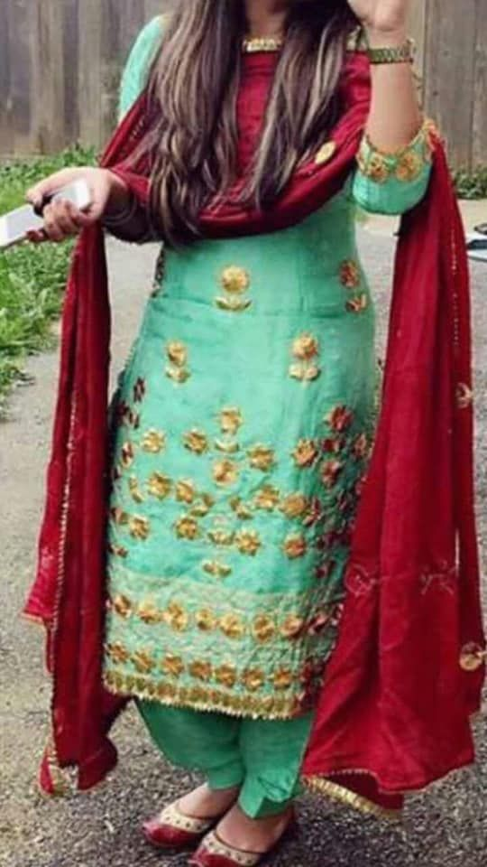 56fcc52c019 Best traditional Punjabi Suit  Shop online from a wide-ranging collection  of latest Punjabi