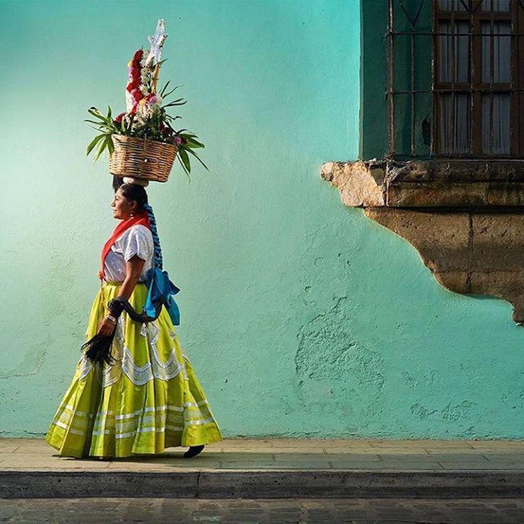 Dentro de Oaxaca Fotografía de trajes típicos y gentes de Oaxaca