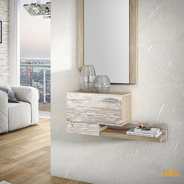 Mira qué bonito recibidor + espejo. Medidas recibidor 5 X 35 X 20cm. Medidas Espejo 50 x 70 x 2 cm. Aprovecha esta oferta ahora!