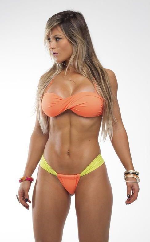 Is your female fitness coach sexy