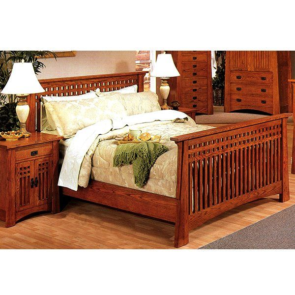 For The House In 2019 Mission Style Furniture Craftsman Oak Bedroom Furnitu