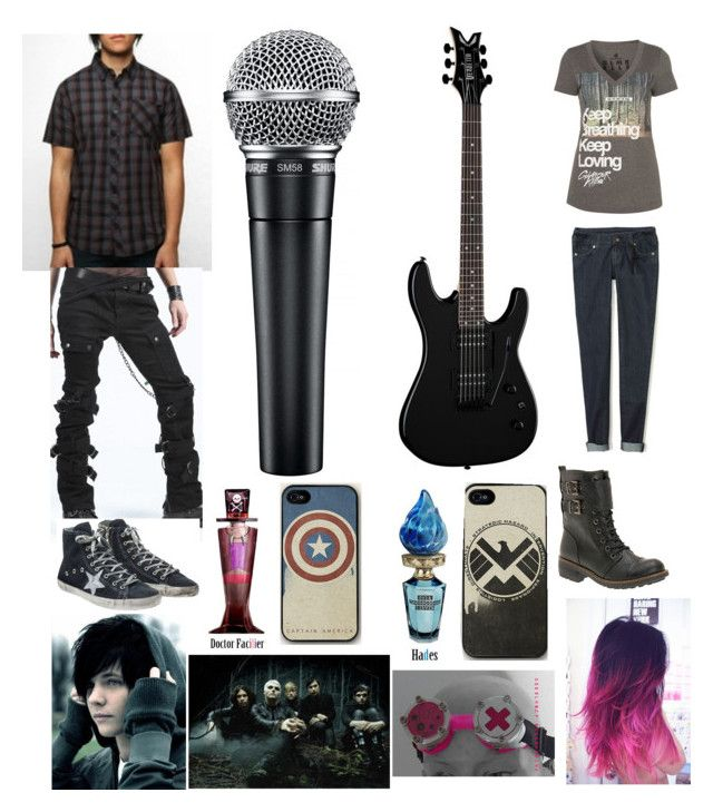 """Untitled #2405"" by llamapoop ❤ liked on Polyvore featuring Glamour Kills, Golden Goose, Call it SPRING and Disney"