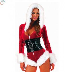 Santa's Romper Kostyme