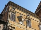 Sienne en Italie - In Sienna, in Italy the Earth and the stones are the same Sienna colour -