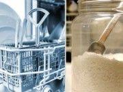 Šetřete peníze a vytvořte si svůj vlastní mycí prášek do myčky.