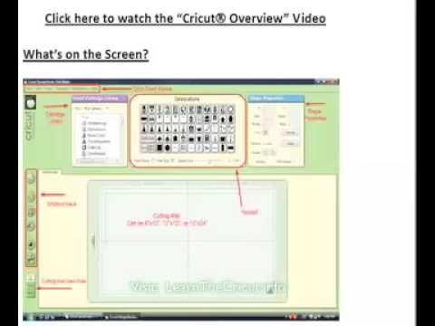 Cricut Design Studio Video Enhanced eBook