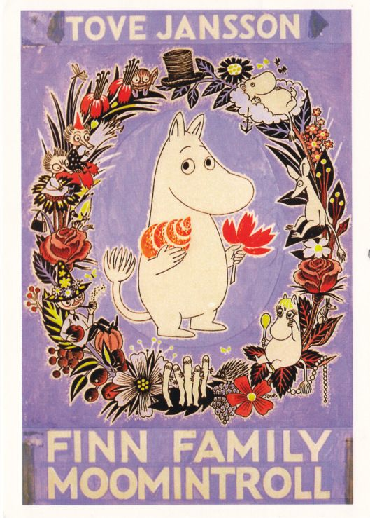 FINN FAMILY MOOMIN   #Moomin #Tove Jansson #comic #cartoon #illustration #Swedish #Finnish #books #kawaii #cute