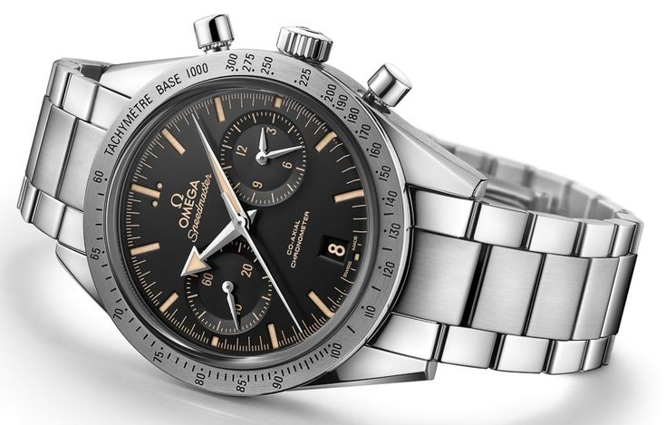 Omega Speedmaster '57 'Retro Dial' Watch For 2015