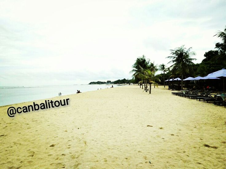 Sanur beach. One of best place for sunrise.