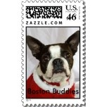 @Devin Neil~you can get Stamps with a Boston on it!!!  Boston Buddies Holiday Postage
