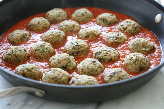 "Eggplant ""Meatballs"""