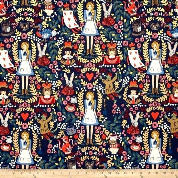 Alice In Wonderland Curtains Image 0 Alice In Wonderland Shower