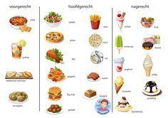 menukaarten kleuters - Google zoeken
