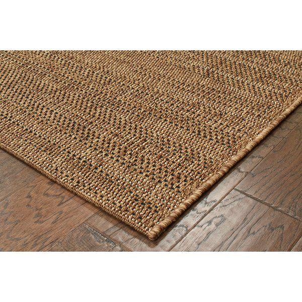 Alber Chestnut Brown Indoor Outdoor Area Rug Area Rugs Wayfair