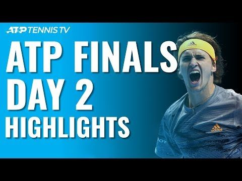 Zverev Tsitsipas Record Maiden Wins Over Nadal Medvedev Nitto Atp Finals 2019 Day 2 Highlights Youtube Finals Records Highlights