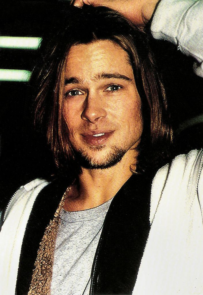 https://flic.kr/p/RzVAdq | Brad Pitt | British postcard by Heroes Publishing LTD., London, no. SPC2569.   Attractive American actor and producer Brad Pitt (1963) has received multiple awards and nominations including an Academy Award as producer under his own company Plan B Entertainment. Pitt wildly varies his film choices, appearing in everything from high-concept popcorn flicks such as Troy (2004) to adventurous critic-bait like  Inglourious Basterds (2009) and  The Tree of Life (2011)…