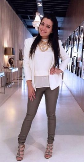 JOSH V | O'G3NE joshv.com/eu/ #JOSHV #Ogene #Singers #Sisters #Fashion #Fashionable #Outit #Pants #Top #Blazer