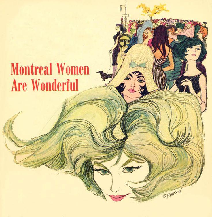 """Montreal Women Are Wonderful"""