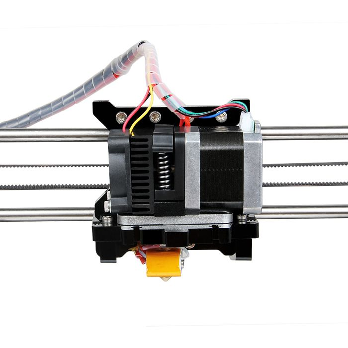 Geeetech Acrylic Prusa I3*3D Printers (1.75mm Filament/0.3mm Nozzle) - Free Shipping - DealExtreme