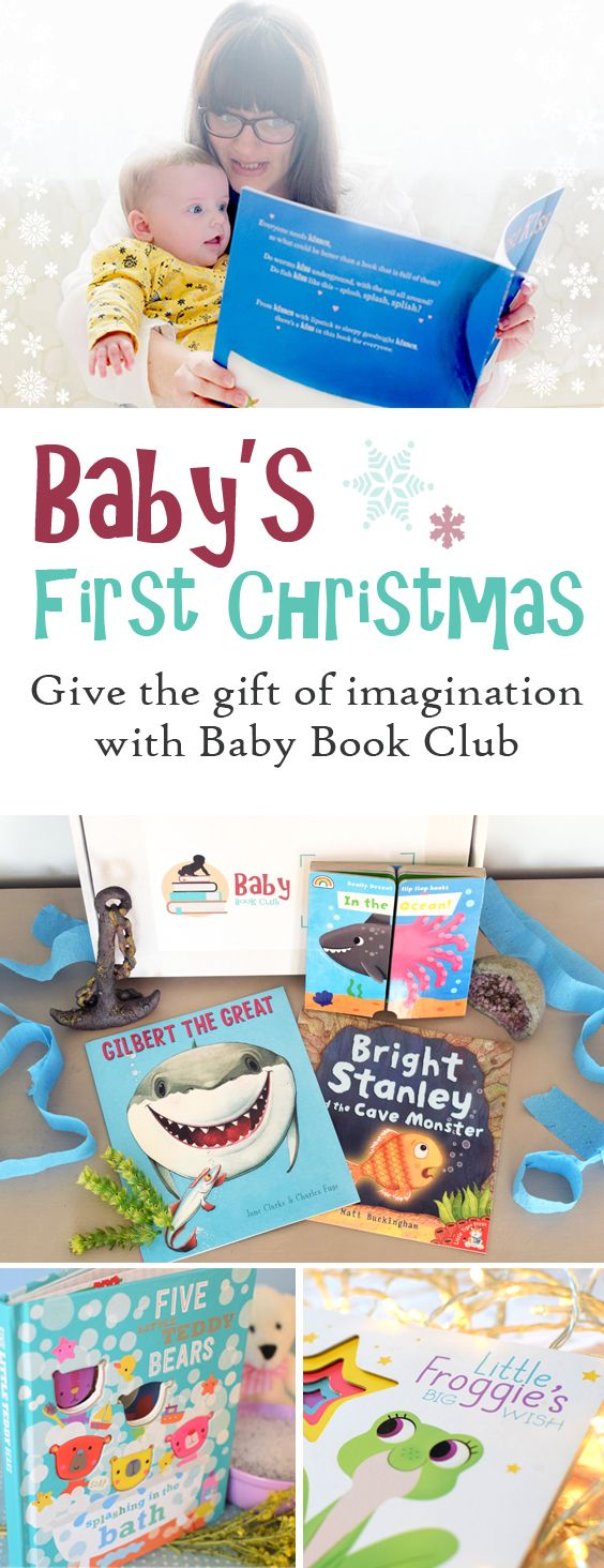 Baby Book Subscriptions make the perfect gift - 3 books a month. Lovingly hand chosen. Delivered to their door.  With a different theme every month!
