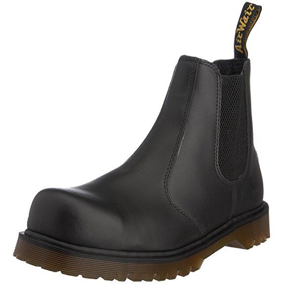 DRM10289001-3 - DrMartens Plain Welt Boot ICON 2228 Black size 3