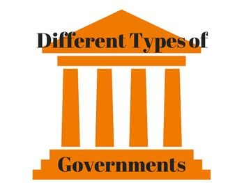 This is a great way to share the different types of governments from around the world in an easy to read way. This is a ONE page word document that will cover the following governments: Republic, Direct democracy, Representative democracy, Socialist, Dictatorship, Totalitarian, Monarchy, Absolute Monarchy, Limited Monarchy, Constitutional Monarchy, Communist, Oligarchy, Theocracy, Constitutional Democracy, and Democracy.