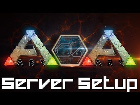 ARK: Survival Evolved - Server Setup (Easy) - http://dancedancenow.com/minecraft-lan-server/ark-survival-evolved-server-setup-easy/